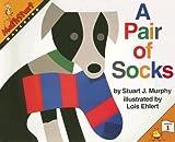 A Pair of Socks: Matching (Mathstart: Level 1 (HarperCollins Paperback))