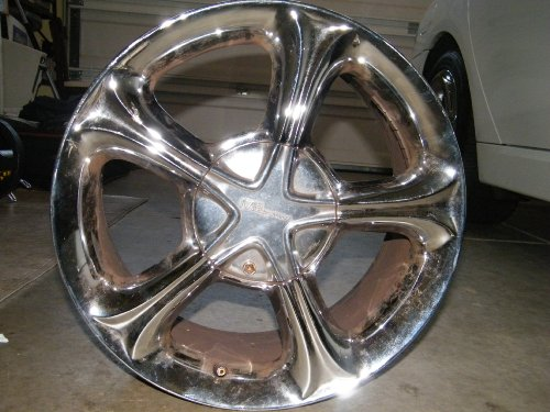 Chrome Wheels 17''