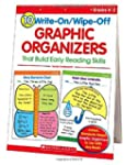 10 Write-On/Wipe-Off Graphic Organize...