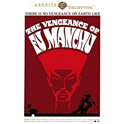 Vengeance Of Fu Manchu