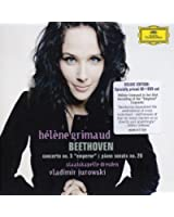 """Beethoven : Concerto pour piano n° 5, Op. 73 """"Empereur"""" - Sonate pour piano n° 28, Op. 101"""