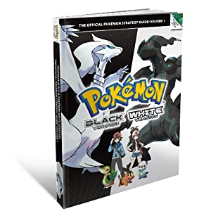 Pokemon Black & White Official Guide