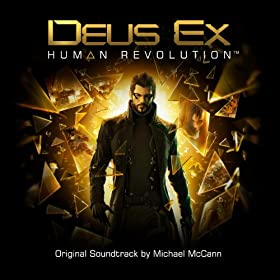 "Deus Ex: Human Revolution ""Original Soundtrack"""