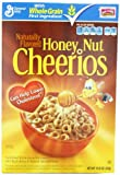 Honey Nut Cheerios Cereal, 12.25 Ounce (Pack of 4)