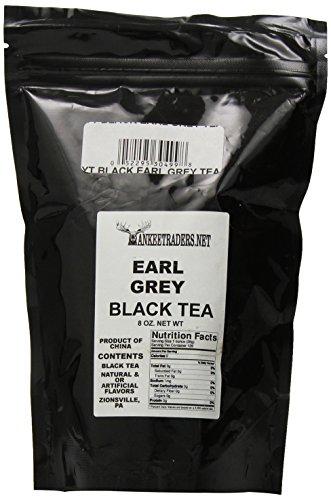 Yankee Traders Brand Black Tea, Earl Grey, 8 Ounce