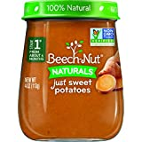 Beech-Nut Stage 1 Baby Food, Sweet Potatoes, 4 Ounce (Pack Of 10)