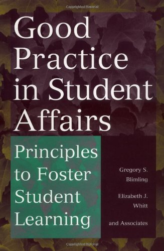 Good Practice in Student Affairs: Principles to Foster...