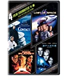 4 Film Favorites: Sci-Fi (Contact, Lost in Space, Red Planet, Sphere) ~ Jodie Foster