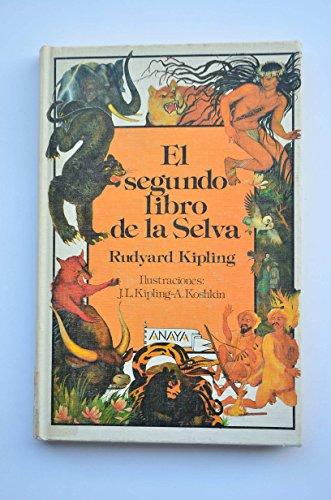 El Segundo Libro De La Selva