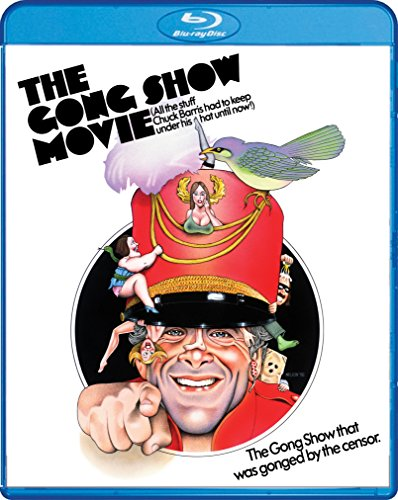 The Gong Show Movie [Blu-ray]