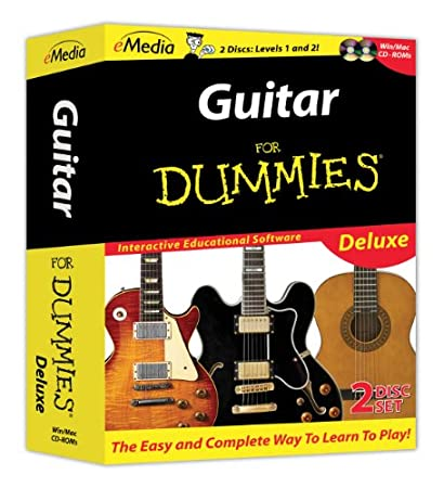 eMedia Guitar For Dummies Deluxe (PC & Mac)