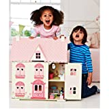 Early Learning Centre - Rosebud Dolls' House
