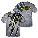 Jurassic Park - Live Raptor (Front/Back Print) T-Shirt Size XL