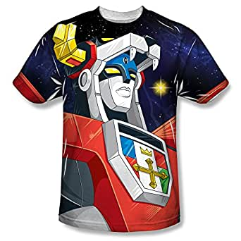 Voltron men 39 s t shirt outer space design for Outer space clothing