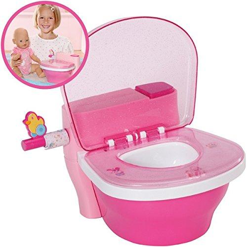 Zapf creation baby born interactive toilette