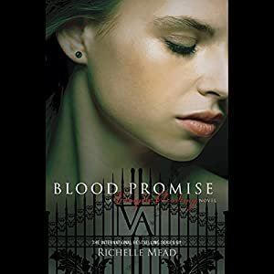 Blood Promise Audiobook