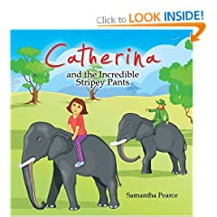 Image: Cover of children's book Catherina and the Incredible Stripy Pants