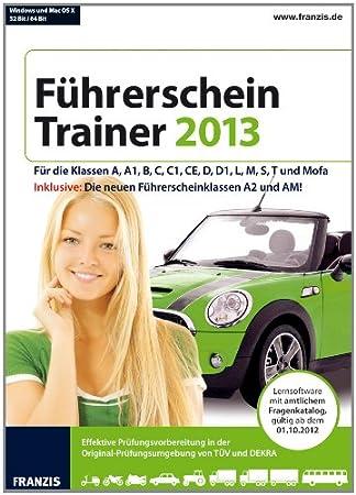 3D Führerschein 2013