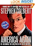 America Again by Stephen Colbert book cover