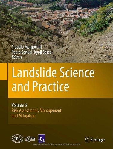 Landslide Science And Practice: Volume 6: Risk Assessment, Management And Mitigation front-772186