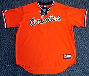 Cal Ripken, Jr. Autographed Baltimore Orioles Jersey PSA DNA
