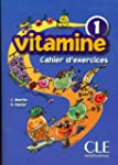 VITAMINE NIVEAU 1 EXERCICES + CD AUDI...