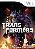 Transformers: Revenge of the Fallen - The Game (Wii)