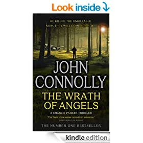 The Wrath of Angels: The eleventh Charlie Parker thriller