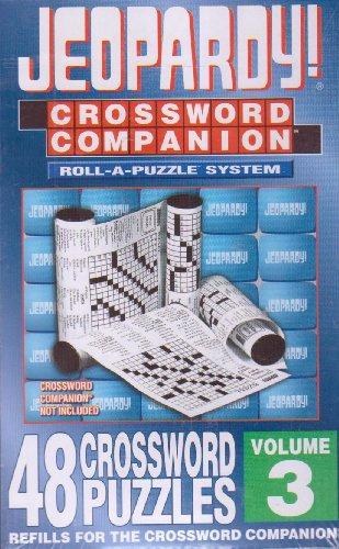 Jeopardy ! Crossword Companion - 1