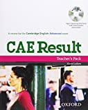 img - for CAE Result, New Edition: Teacher's Pack including Assessment Booklet with DVD and Dictionaries Booklet book / textbook / text book