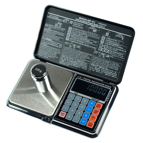 500G By 0.01G Multifunctional Price Calculating Digital Precision Scale