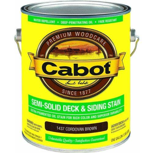 GAL BRN Deck Oil Stain