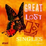 echange, troc Compilation - great Lost Elektra singles/Vol.1