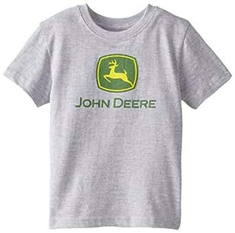 John deere little boys 39 john deere short sleeve trademark for John deere shirts for kids