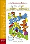 Manuel de math�matiques CE1