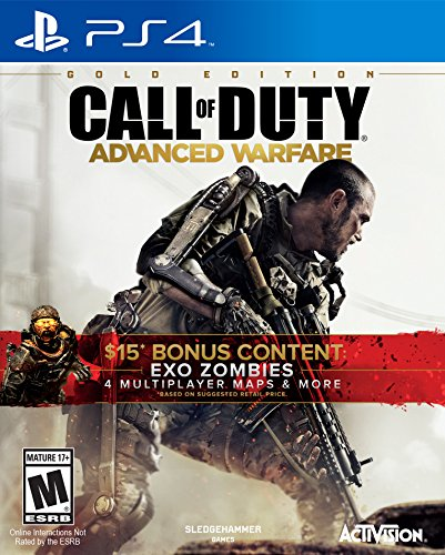 Call of Duty: Advanced Warfare (Gold Edition) - PlayStation 4 (Playstation Advanced Warfare compare prices)