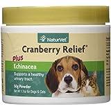 NaturVet Cranberry Relief, 50 Gram