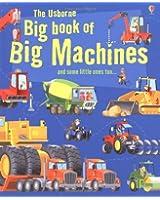 Big Book of Big Machines (Usborne Big Books)