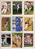 Chicago Cubs 1993 Upper Deck Baseball Team Set (Ryne Sandberg) (Andre Dawson)