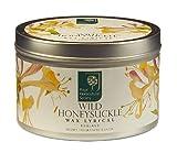 Wax Lyrical Royal Horticultural Society Tin Candle, Wild Honeysuckle