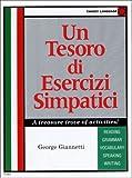 img - for Un Tesoro di Esercizi Simpatici (Italian Edition) book / textbook / text book