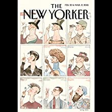 The New Yorker, February 23rd & March 2nd 2015: Part 2 (Jon Lee Anderson, Zadie Smith, Emily Nussbaum)  by Jon Lee Anderson, Zadie Smith, Emily Nussbaum Narrated by Dan Bernard, Christine Marshall