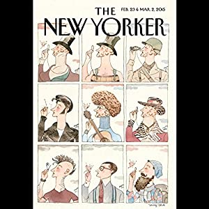 The New Yorker, February 23rd & March 2nd 2015: Part 2 (Jon Lee Anderson, Zadie Smith, Emily Nussbaum) | [Jon Lee Anderson, Zadie Smith, Emily Nussbaum]