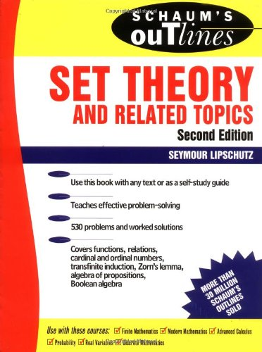 Solved Problems For Set Theory Review Manual Guide