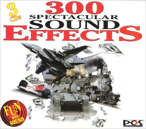 Various Artists - 300 Spectacular Sound Effects - Zortam Music