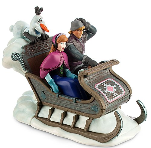 Disney Frozen Sleigh Wind-Up Exclusive Vehicle