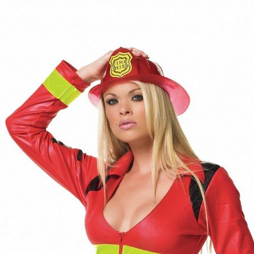 Fireman Hat Costume Accessory