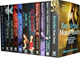 Keri Arthur Keri Arthur Collection 11 Books Set Pack RRP:£76.89(Moon Sworn,Kiss the Night Goodbye, Hearts in Darkness,Dancing with the Devil,Full Moon Rising,Kissing Sin,Circle of Death,Circle of Fire,Beneath a Darkening Moon,Beneath a Rising Moon,Gener