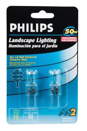 Philips Landscape Lighting 50-Watt 12-Volt GY6.35