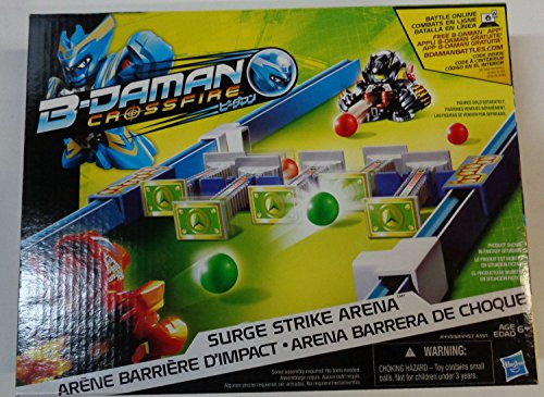 B-damon Crossfire Surge Strike Arena Battlefield Virtual Online Game with Collector Card - 1